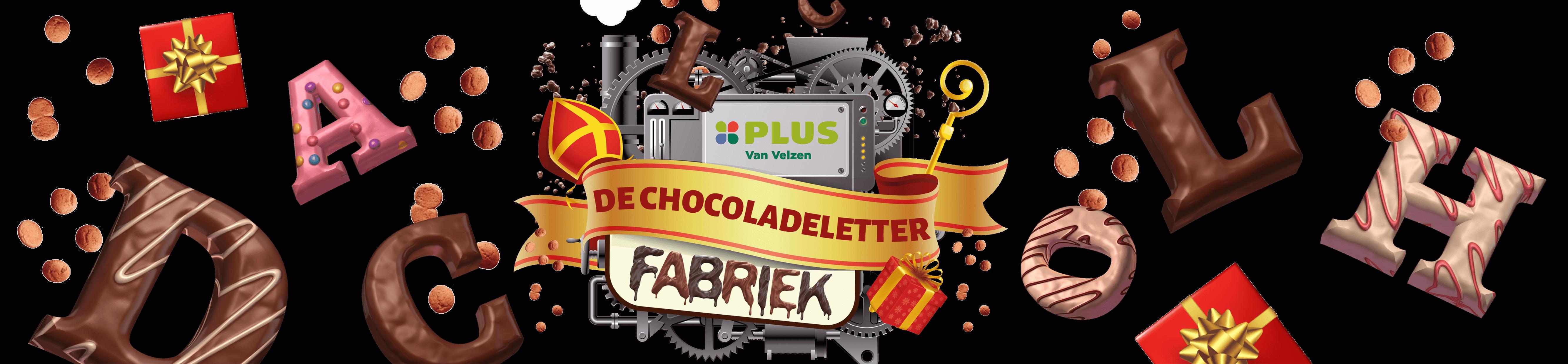 De Chocoladeletter Fabriek